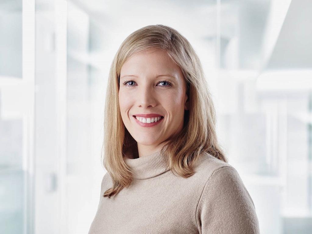 Diamant Brand Managerin Anja Schmidt-Amelung
