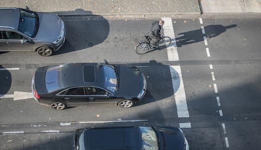 Vorschau Radfahren in der Stadt