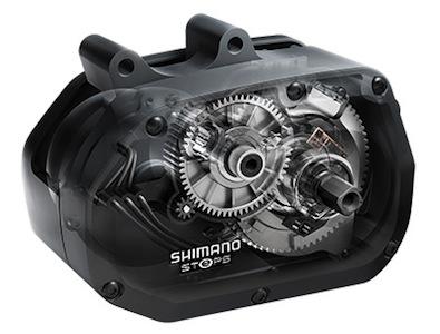 Shimano Steps Automatik