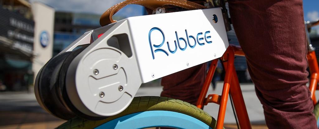 eBike Nachrüstsatz Rubbee 01