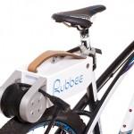 eBike Nachrüstsatz Rubbee Sicherung