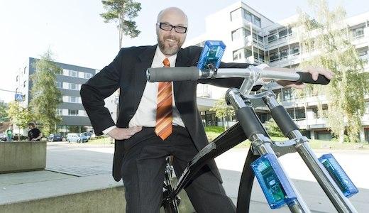 Vorschau Professor Holger Hermanns - Foerderung eBike Software