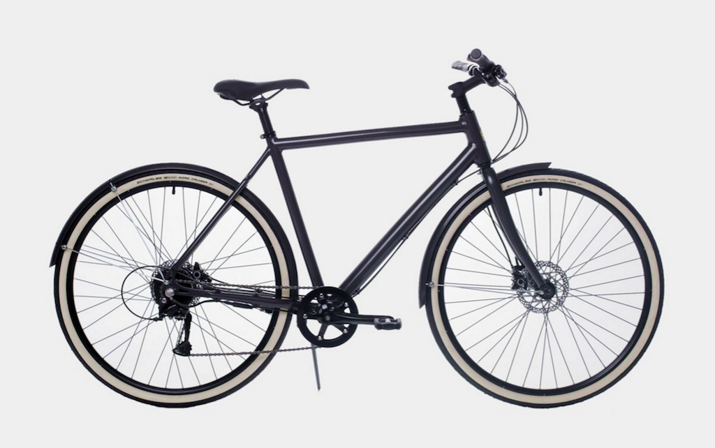 Ampler eBike Bilberry Men