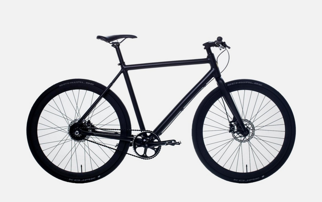 Ampler eBike Hawk Men