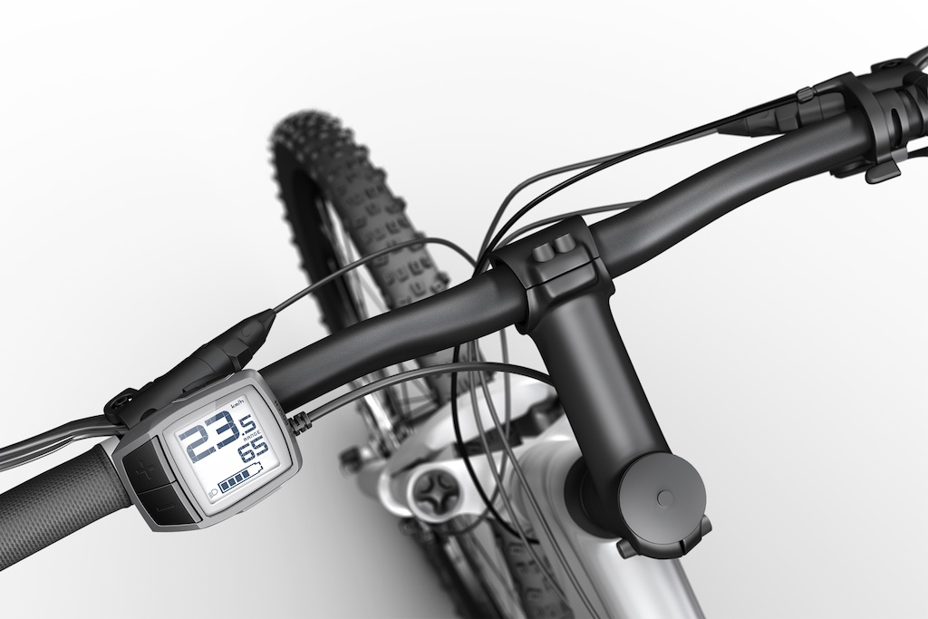 Bosch Purion eBike Display