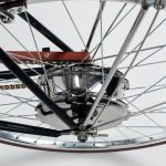 Detail Hinterradmotor - velocipede-fogliaverde web