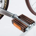 Detail Holzpedale - velocipede-fogliaverde web