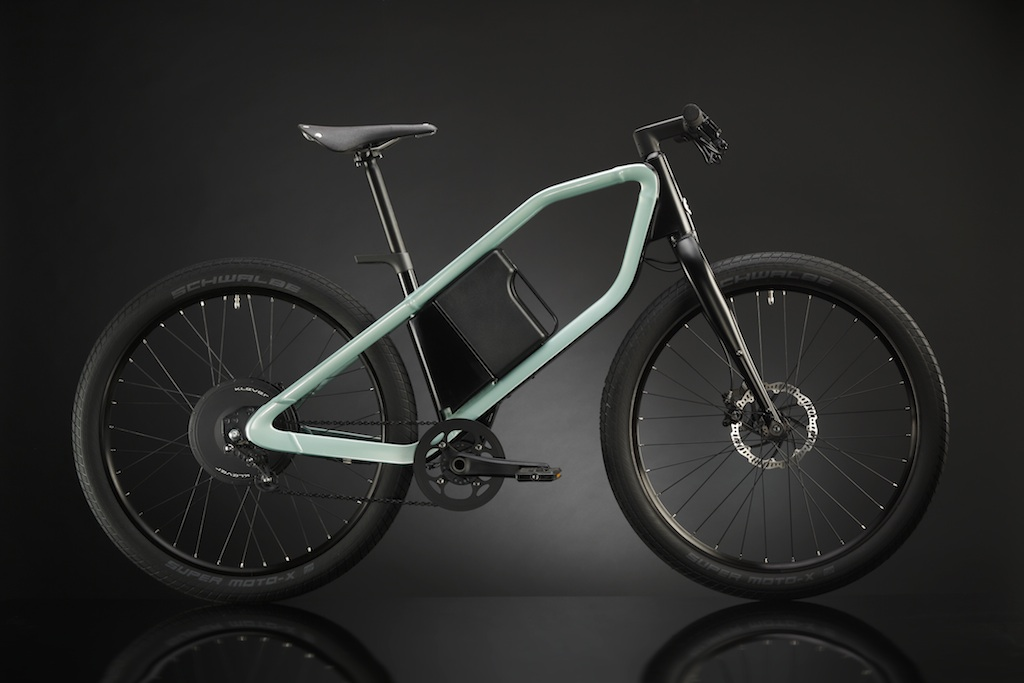 Klever eBike Model X singlespeed