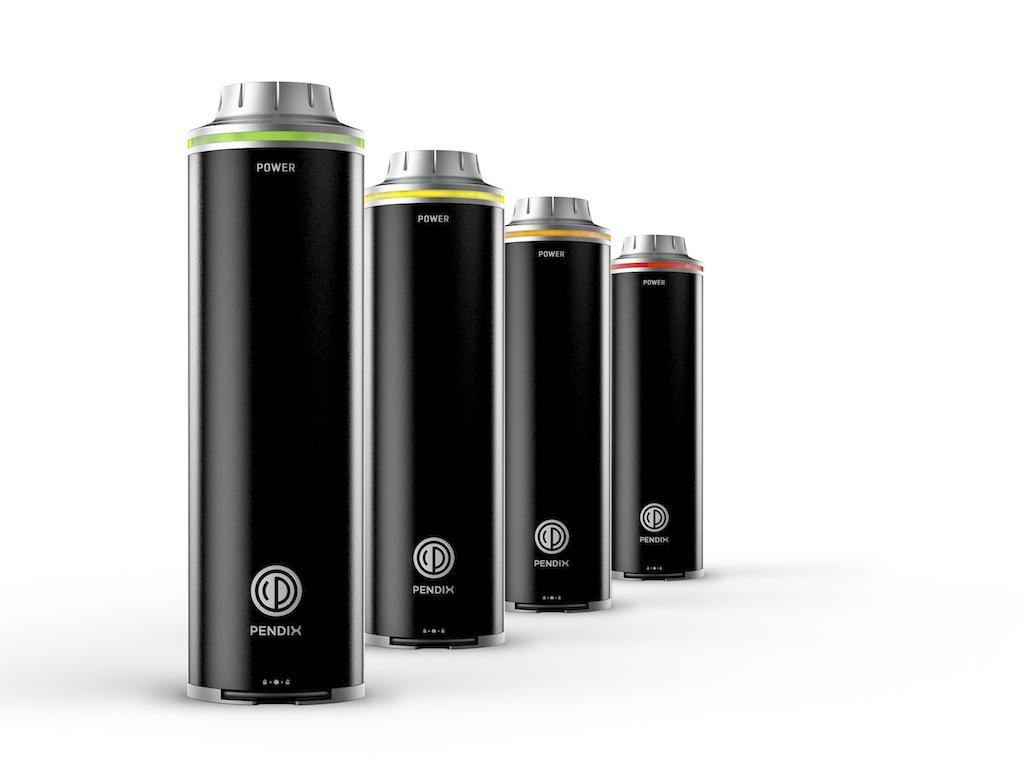 Pendix Batterie alle Farben