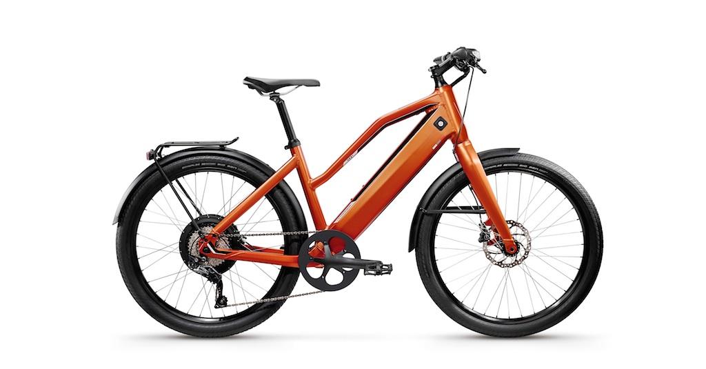 Stromer ST1x orange