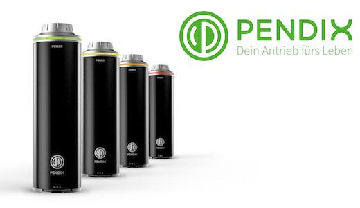 Vorschau Pendix Batterie alle Farben