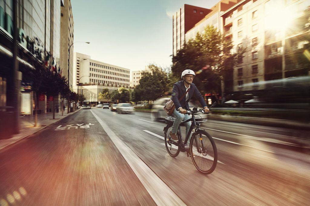 Bosch eBike Urban Mobility Stuttgart