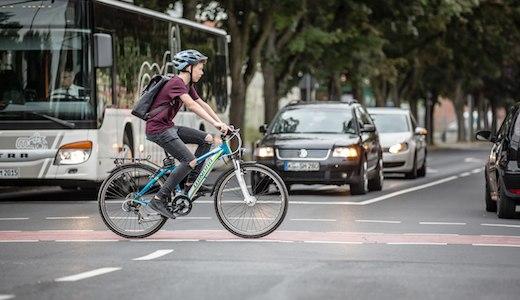 Vorschau - Radinfrastruktur 200 Jahre nach der Erfindung des Fahrrades
