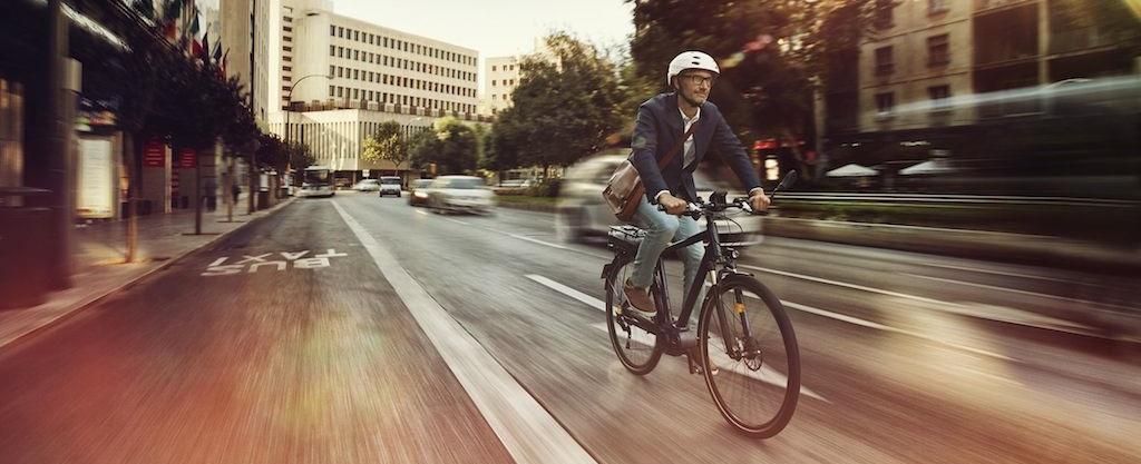 Bosch eBike Urbane Mobilität