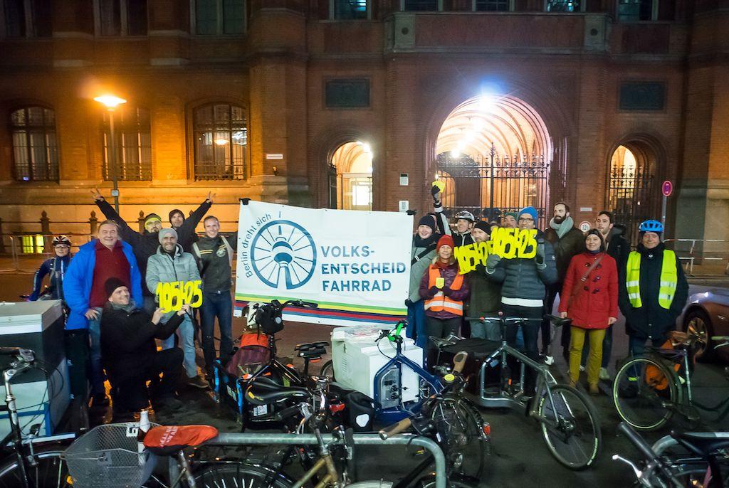 Initiative Volksentscheid Fahrrad