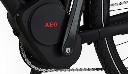 Vorschau - AEG eBike Antrieb