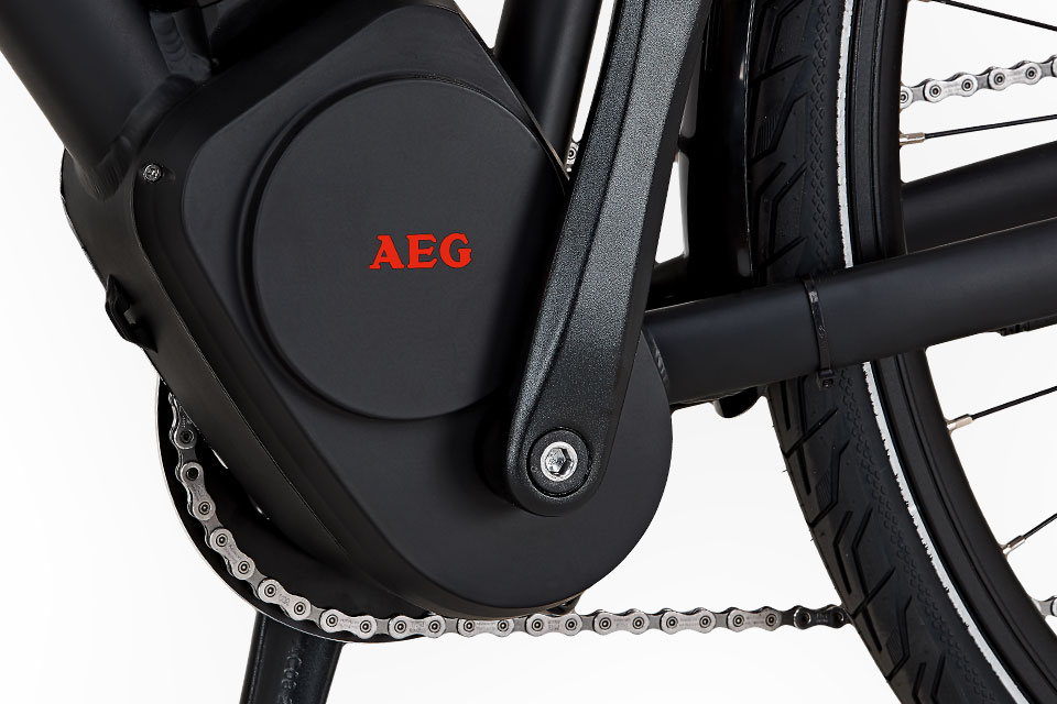 AEG eBike Antrieb ComfortDrive