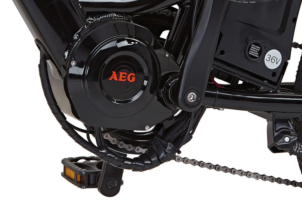 AEG eBike-Antrieb EcoDrive