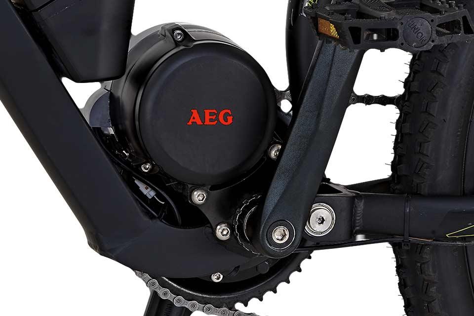 AEG eBike-Antrieb SportDrive