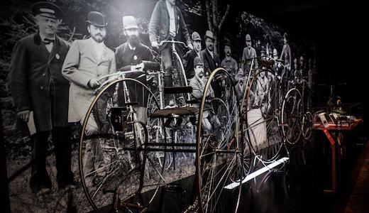 Bildvorschau - 200 Jahre Fahrrad Mannheim