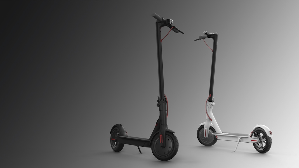 Xiaomi eScooter - Xiaomi Mi Electric Scooter