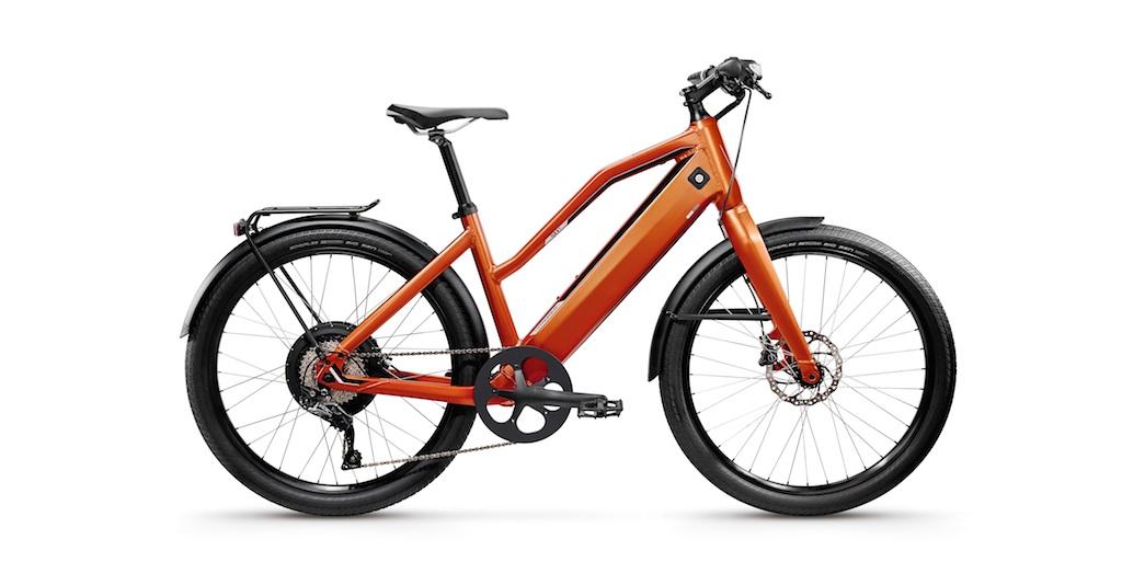 Stromer ST1 X orange - S-Pedelec