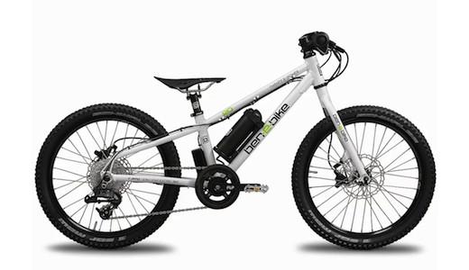 Vorschau Kinder eBike 20 Zoll ben-e-bike