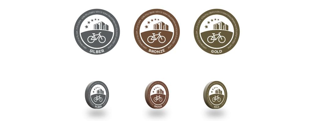 ADFC Arbeitgeber Fahrradfreundlicher Zertifizierung