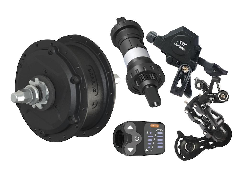 Bafang System G351 Hinterradmotor
