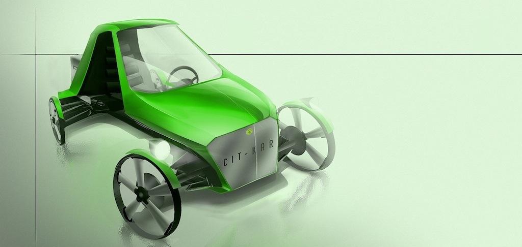 Cit Kar - Designvariante