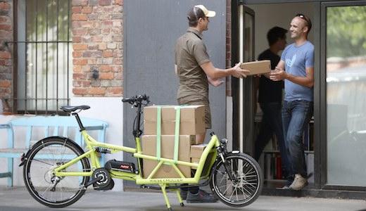 Vorschau Lastenrad Load von Riese und Müller