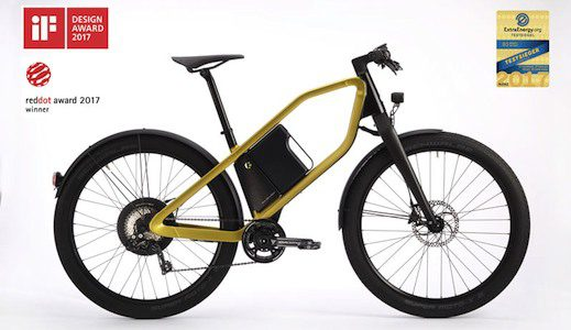 Vorschau Klever X-Series eBike Award Winner X Series