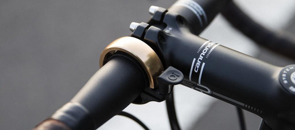 Fahrradklingel Knog Oi - wenn Du Dein Bike heiraten willst